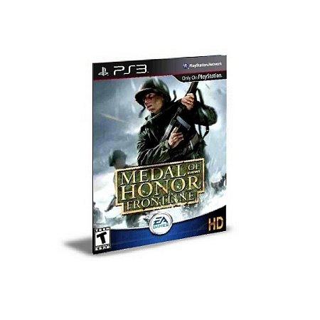 Medal Of Honor Frontline Ps3 Psn Mídia Digital