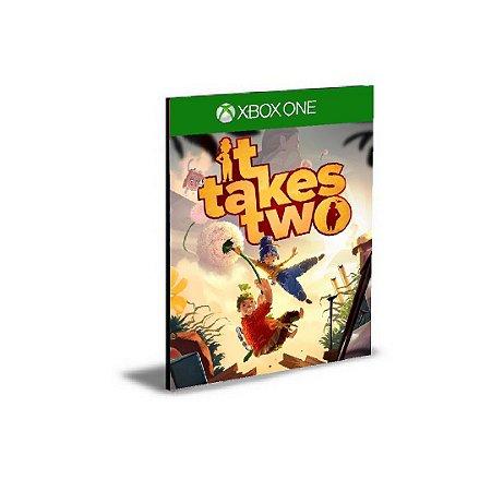 IT TAKES TWO Xbox One e Xbox Series X|S Mídia Digital