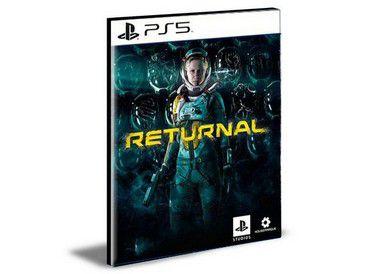 Returnal Português PS5 Mídia Digital Psn