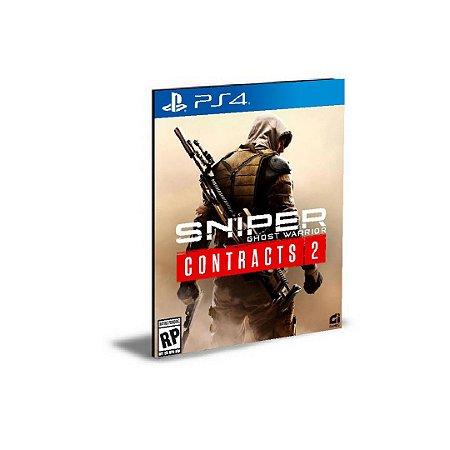 Sniper Ghost Warrior Contracts 2 Ps4 Psn Mídia Digital