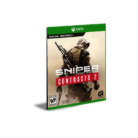 Sniper Ghost Warrior Contracts 2 Xbox One e Xbox Series X|S Mídia Digital