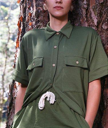 Camisa Ampla