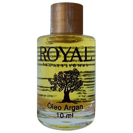 Óleo De Tratamento Argan Oil Royal Professional 10ml