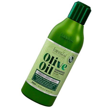 Forever Liss Shampoo Umectação Capilar Olive Oil 300ml