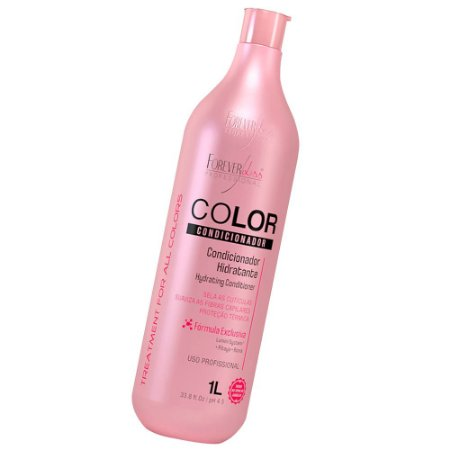 Forever Liss Condicionador Color Proteção Da Cor 1000ml