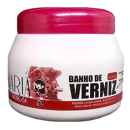 Banho De Verniz Máscara Hidratante Maria Escandalosa 250g