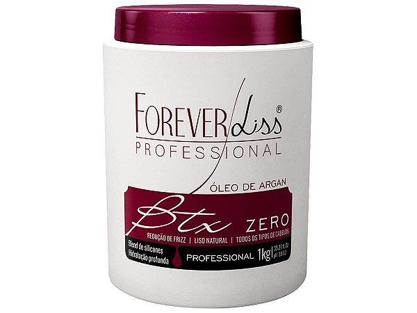 Forever Liss Botox Argan Oil Sem Formol 1kg