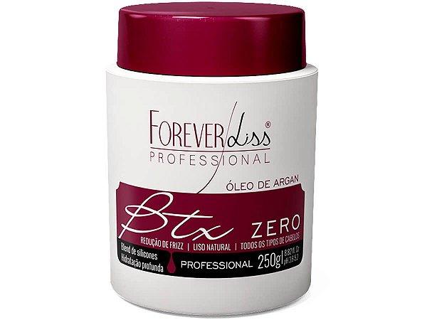 Forever Liss Btx Argan Oil Sem Formol 250g