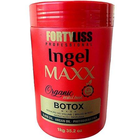 Botox Sem Formol Ingel Maxx Organic Fortyliss 1000g