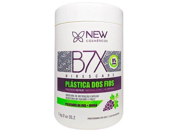 Btx Sem Formol Plástica Dos Fios New Cosméticos 1Kg