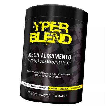 Btx Yper Blend Mega Alisamento Sem Formol Fioperffeito 1Kg