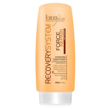 Forever Liss Condicionador Force Repair 200g