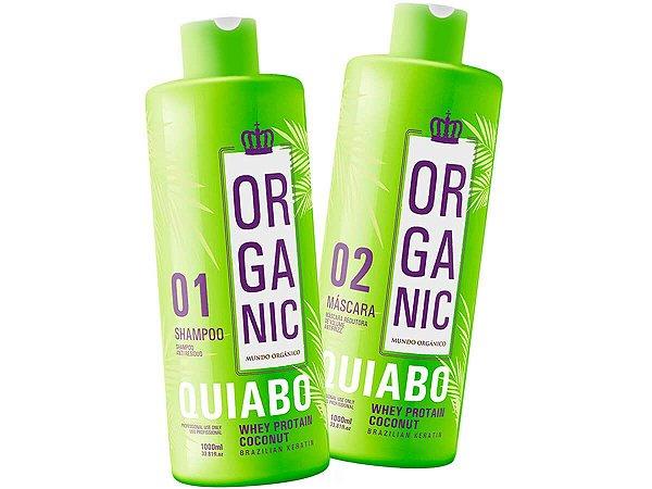 Progressiva De Quiabo Organic Fioperfeitto 2x1000ml