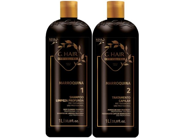 Progressiva Marroquina G Hair 2x1000ml