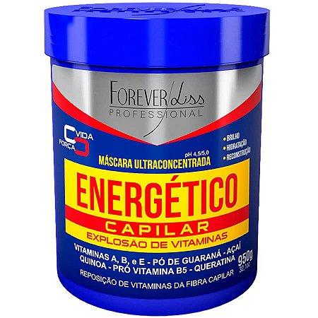 Forever Liss Máscara Energético Vitaminas Capilar 950g