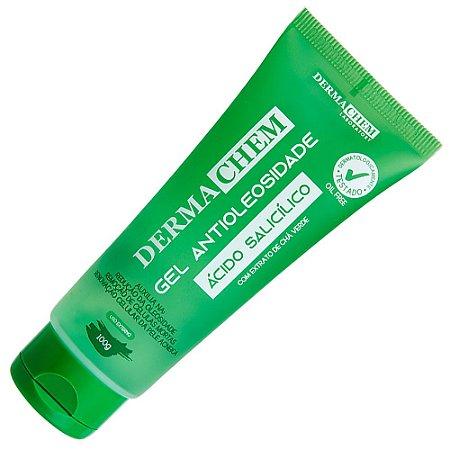 Gel Antioleosidade Ácido Salicílico Oil Free Dermachem 100g