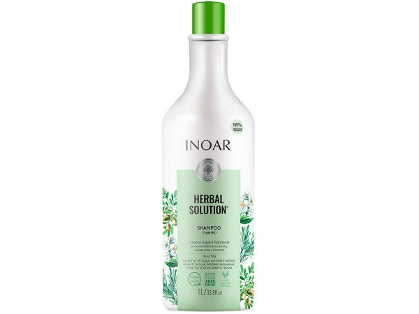 Inoar Shampoo Herbal Solution 1000ml