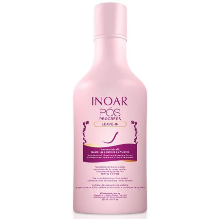 Inoar Pós Progress Leave-in 250ml