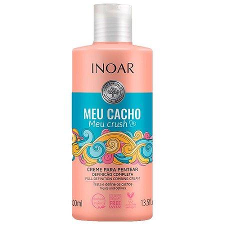 Inoar Leave-In Meu Cacho Meu Crush 400ml