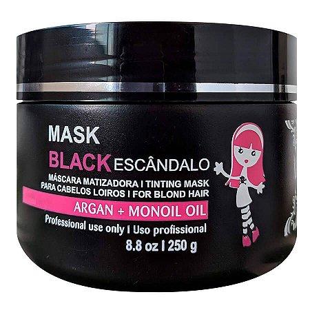 Mascara Black Matizador Mask Maria Escandalosa 250g