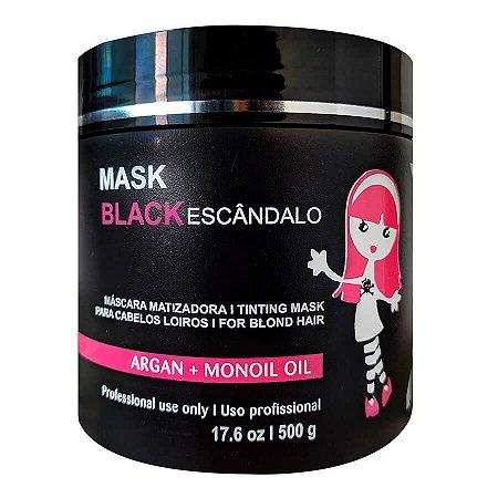 Máscara Black Matizador Mask Maria Escandalosa 500g