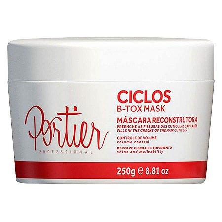 Máscara Botox White Ciclos Portier Volume Control 250g