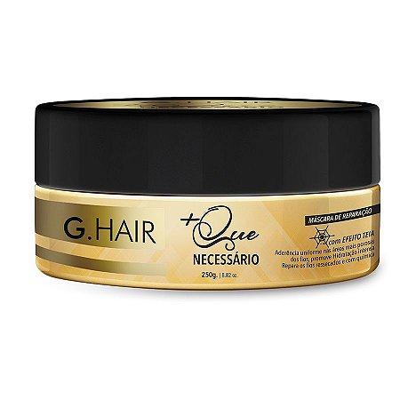 Máscara De Reparação G Hair + Que Necessário 250g