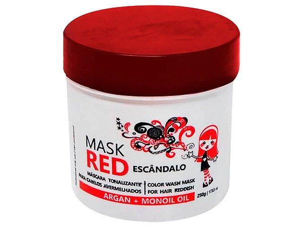 Máscara Red Matizadora Escândalo Maria Escandalosa 250g
