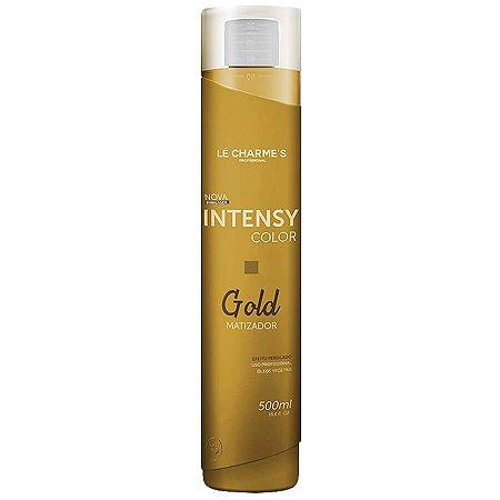 Matizador Intensy Color Gold Perolado Lé Charmes 500ml