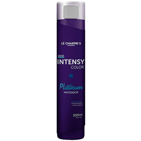 Matizador Platinum Intensy Color Platinado Lé Charmes 500ml
