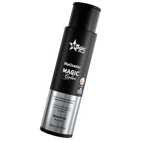 Magic Color Matizador Tradicional Efeito Prata 500ml