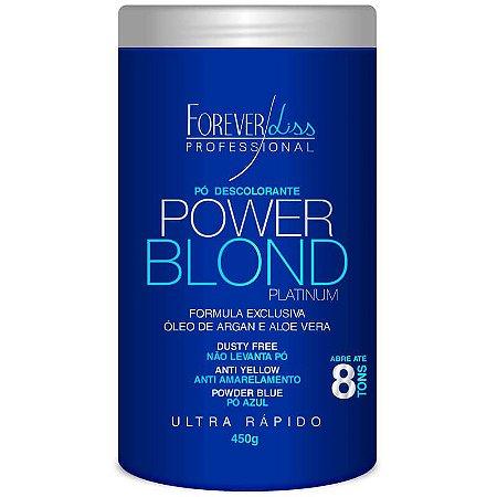 Forever Liss Pó Descolorante Power Blond 450g