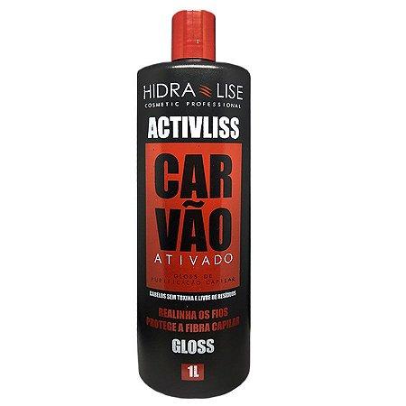 Progressiva Activliss Carvão Ativado 1 L - Hidra Lise