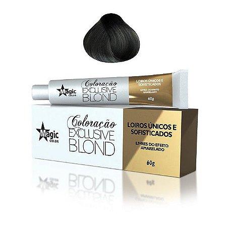 Tintura Magic Color Exclusive Blond 0.1 Corretor Cinza 60g