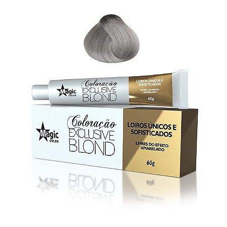Magic Color Tintura Exclusive Blond 11.2 Loiro Platino Rosê Intenso 60g