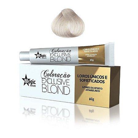 Tintura Magic Color Exclusive Blond 11.89 Loiro Platino Pérola Intenso 60g
