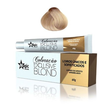Tintura Magic Color Exclusive Blond 8.89 Loiro Claro Areia 60g