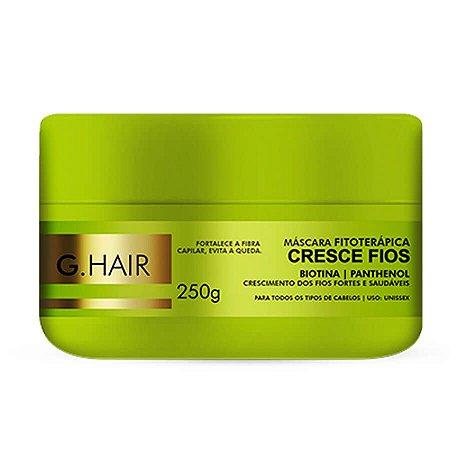 Máscara Cresce Fios G Hair Crescimento Capilar 250g