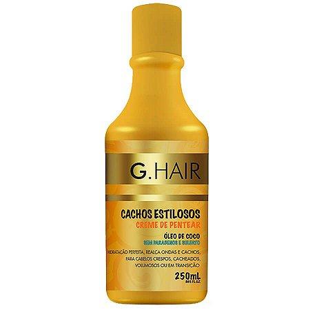 Leave-in Cachos Estilosos Anti-frizz G Hair 250ml