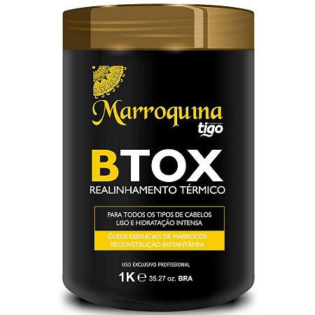 Botox Marroquina Realinhamento Capilar Tigo 1kg