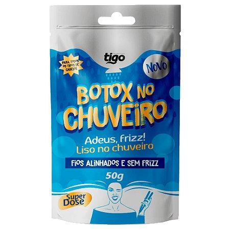 Sachê Máscara Botox No Chuveiro Adeus Frizz Tigo 50g