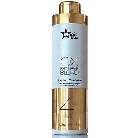 Água Oxigenada 4 Volumes Exclusive Blond Magic Color 900ml