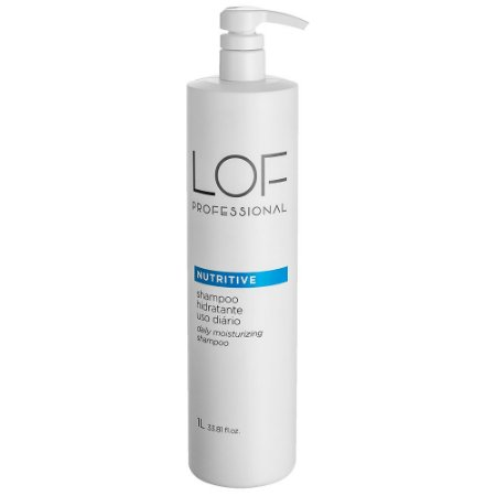 Shampoo Nutritive Uso Diário Lof Professional 1000ml