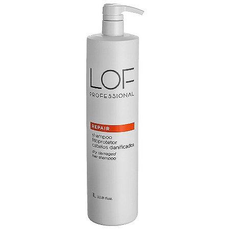 Shampoo Repair Fito Protetor Lof Professional 1000ml
