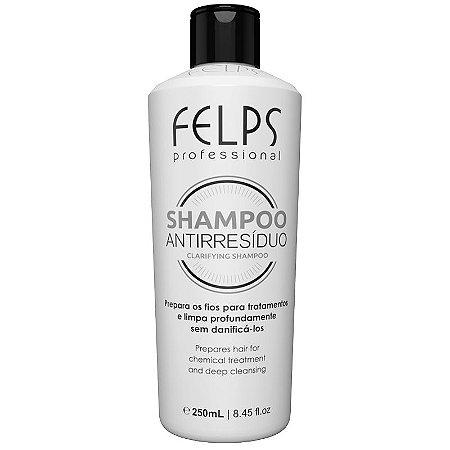Felps Shampoo Antirresíduo Limpeza Profunda 250ml