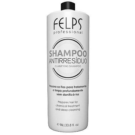 Felps Shampoo Antirresíduo Limpeza Profunda 1000ml
