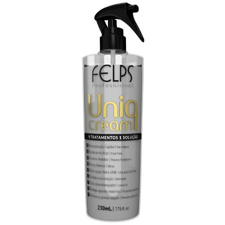 Leave-in Felps Uniq Cream 9 In 1 230ml