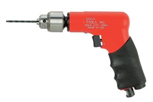 "1/4"" Chuck Pistol Grip Air Drills"