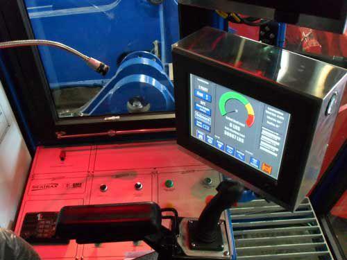 SEATRAX - Monitoramento de comunicação com guindaste (CCM)