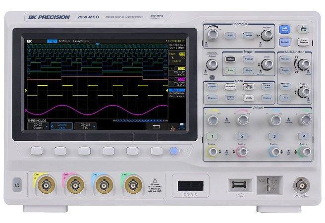 BK Precision - Osciloscópios